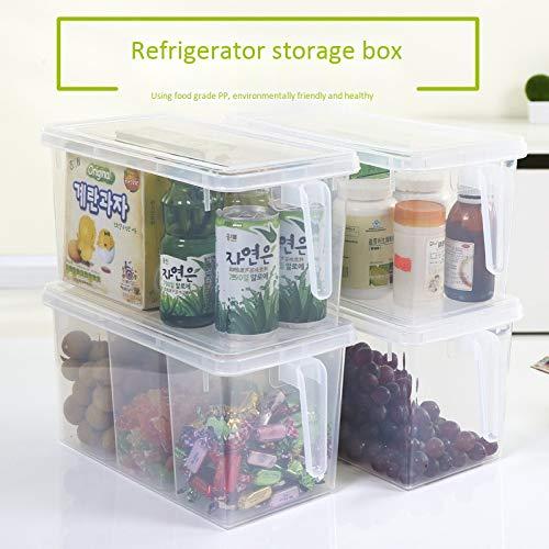Kühlschrank, Multifunktionsbox, Aufbewahrungsbox, Aufbewahrungsbox, transparentes Aufbewahrungsbox, Aufbewahrungsbox, Aufbewahrungsbox, Aufbewahrungsbox, Aufbewahrungsbehälter