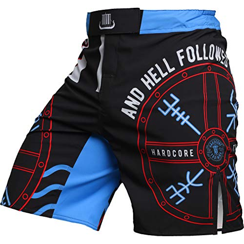 Hardcore Training Fight Shorts Men's Norman - Viking