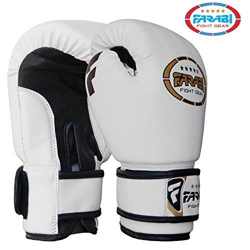 Farabi 4Oz - Guantes de Boxeo para niños