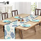 KINGLY Table Runners for Dining Table 6 Seater 12X72