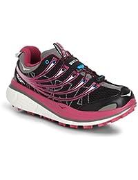HOKA ONE ONE KAILUA TRAIL NOIRE ET ROSE Chaussures de trail