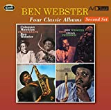 Four Classic Albums (Coleman Hawkins Encounters Ben Webster / Meets Oscar Peterson / Ben Webster & Associates / The Warm Moods)