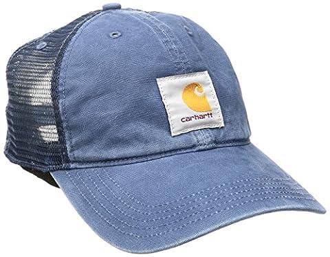 Carhartt Cap Buffalo 100286, Größe:one size, Farbe:dark blue