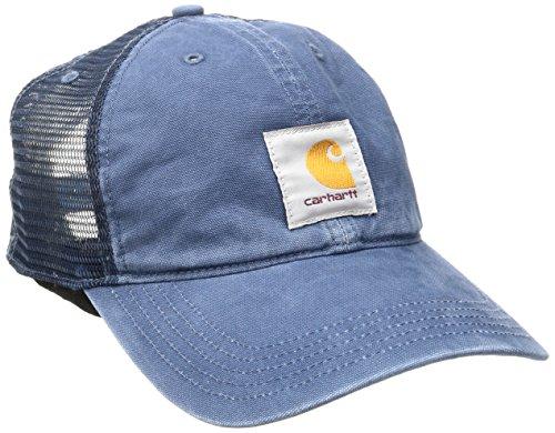 Carhartt Cap Buffalo 100286, Größe:one size, Farbe:dark blue Carhartt Baseball-kappe