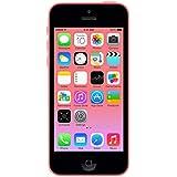 Apple iPhone 5c Smartphone débloqué 4G (Ecran : 4 pouces - 8 Go - iOS 7) Rose