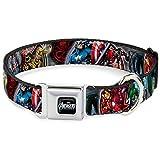 Buckle Down AVD Marvel Avengers Hundehalsband