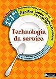 Technologie de service - 1re et Term Bac Pro
