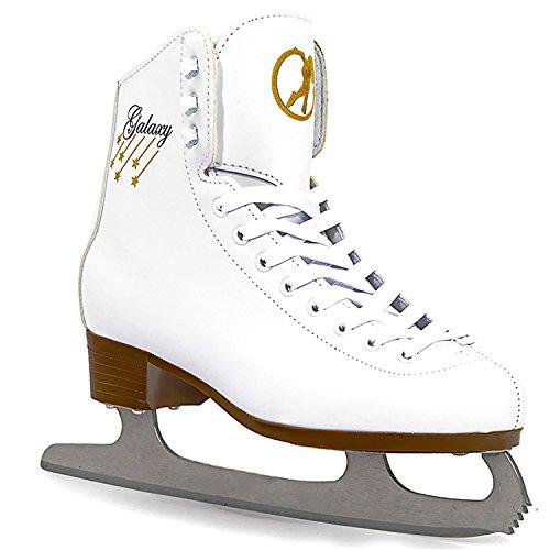 Sfr Skates Sfr012 Patins à Glace Mixtes pour Adulte