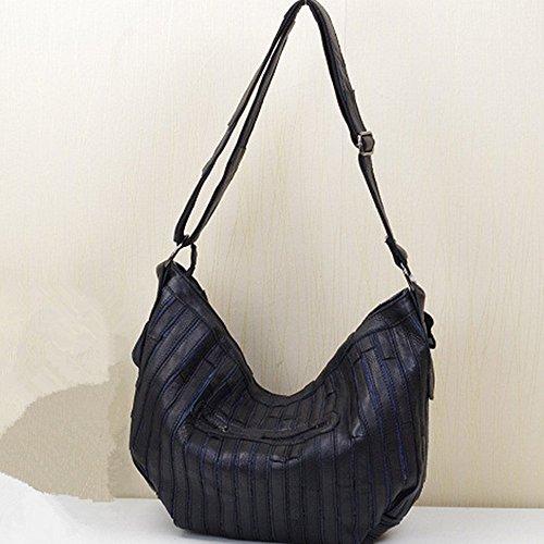 tote 31cm donna 13cm multicolore Borsa Black Eysee Black 40cm qWzgSwp5
