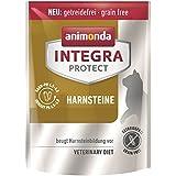 Animonda Integra Protect Harnsteine mit Rind, Spezial Katzenfutter, Trockenfutter zur Vorbeugung eines Harnweginfekts (300 g)