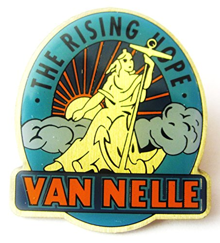 Preisvergleich Produktbild Van Nelle Pin 32 x 28 mm 2