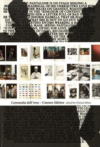Kostüm De La Commedia Dellarte - Commedia dell'Arte - Couture