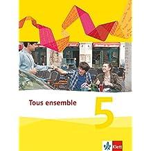 Tous ensemble / Schülerbuch fester Einband 5. Lernjahr