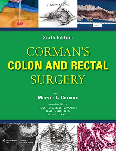 Colon And Rectal Surgery - 6ª Edition