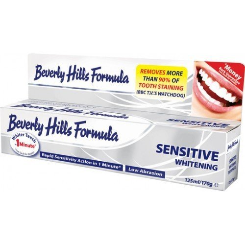 BEVERLY HILLS Formula Sensitive Zahncreme 75 ml