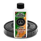 HK300 Holzboden + Korkboden Glanz Reiniger für Wischroboter, Nasswisch-Roboter, Reinigungsroboter...