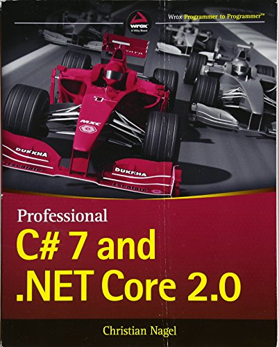 Produktbild Professional C# 7 and .NET Core 2.0