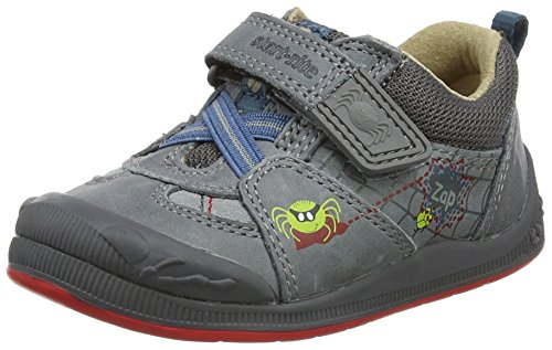 Start Rite Jungen Super Soft Spider Sneaker Grau
