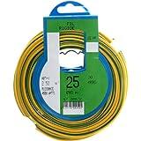 Profiplast PRP500250 Couronne de câble 25 m ho7v-u 2,5 mm Vert/Jaune
