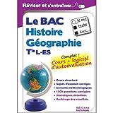 Je me teste sur... Le BAC Histoire-Géographie Tle L-ES (avec logiciel d'autoévaluation)