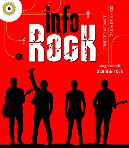 Info rock. Infografica della storia del rock. Ediz. illustrata