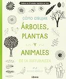 Cómo Dibujar, Arboles, Plantas Y Animales