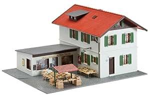 Faller 131273 - Wohnhaus mit Ladengeschäft