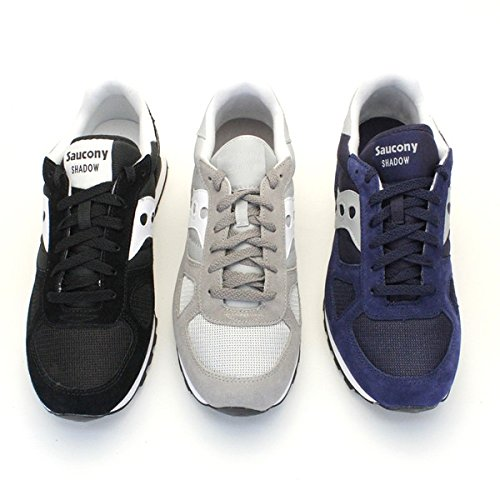 Saucony Saucony Shadow Original Men, Baskets mode homme Noir