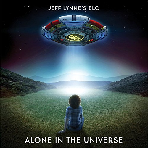 Elo: Jeff Lynne's Elo-Alone in the Universe (Deluxe Edition) (Audio CD)
