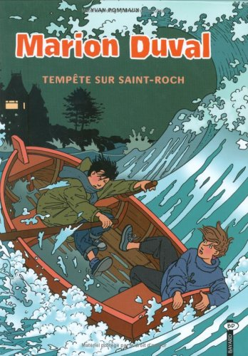 Marion Duval, numéro 5 : Tempête sur Saint-Roch