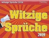Witzige Sprüche - Kalender 2019