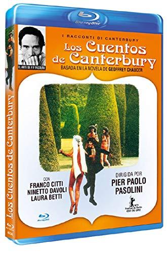 Pasolinis tolldreiste Geschichten / Canterbury Tales (1972) ( I Racconti di Canterbury ) [ Spanische Import ] (Blu-Ray)