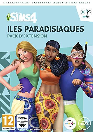 Les Sims 4 : Iles Paradisiaques - Code de Téléchargement pour PC