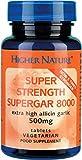 höhere Natur supergar 8000 Super-Stärke Knoblauch 90s Bild