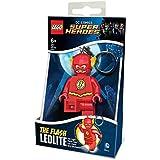 LEGO DC Comics - Llavero Ledlite con diseño de Flash, color rojo (812756L)