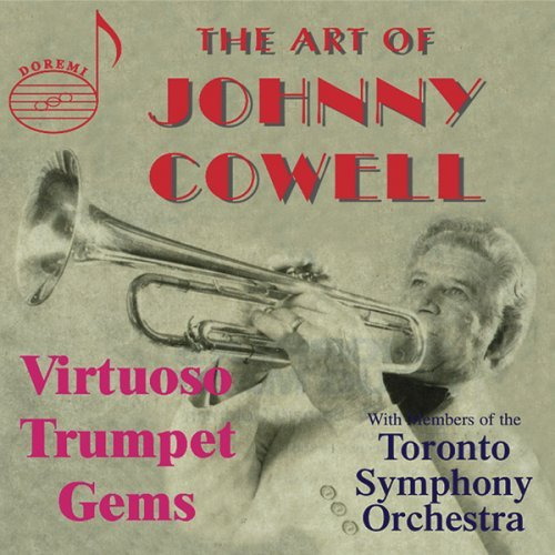 Virtuoso Trumpet Gems [IMPORT] by Johnny Cowell (1997-08-02) -