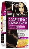 L'Oréal Paris Casting Crème Gloss Glanz-Reflex-Intensivtönung 300 in Dunkelbraun