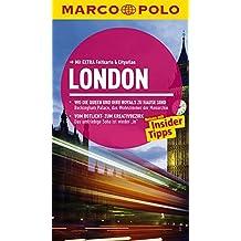 MARCO POLO Reiseführer London: Reisen mit Insider-Tipps. Mit EXTRA Faltkarte & Cityatlas