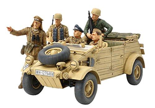 Tamiya Models German Kubelwagen Type 82 Model Kit