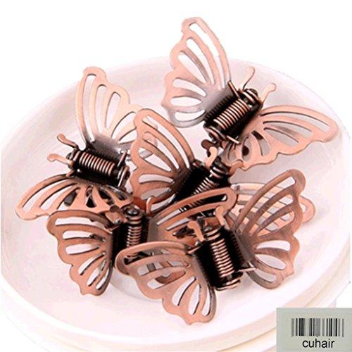 10-40 Stück Haarspangen Haarklammern Haarclips Haarschmuck Haar Friseur 5,8cm