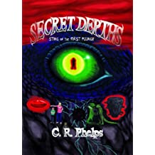 Secret Depths, Sting of the First Plunge (English Edition)