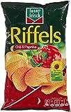 Funny-Frisch Riffels Chili und Paprika 150 g, 10er Pack (10 x 150 g)