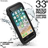 Catalyst Funda iPhone 8 - Impermeable, con Protección contra Caídas para el iPhone 8 DE Apple (en Negro Discreto)