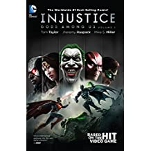 ‏‪Injustice Gods Among Us Vol. 1‬‏