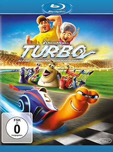 Turbo - Kleine Schnecke, großer Traum [Blu-ray] Preisvergleich