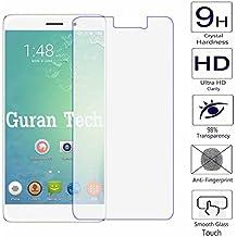 Guran® Protector de Pantalla Vidrio Cristal Templado Para BLUBOO Maya Smartphone Film