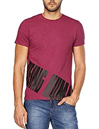 Being Human Mens Short Sleeves Crew Neck T-shirts