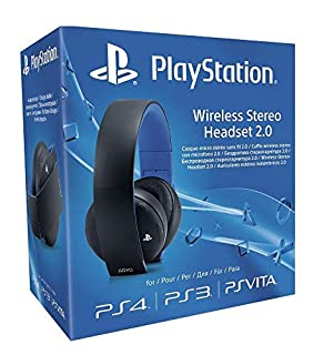 Micro-casque stéréo sans fil pour PS4 - Noir (B00I8S4E1C) | Amazon price tracker / tracking, Amazon price history charts, Amazon price watches, Amazon price drop alerts
