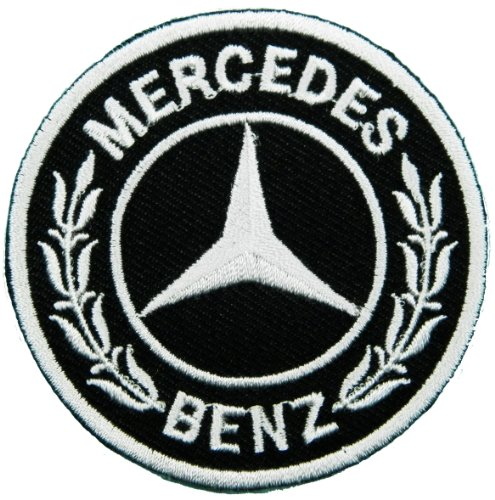 mercedes-benz-patches-brand-of-car-patches-embroidered-iron-on-patch-mg07