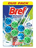 Bref Nettoyant WC Power Activ' Pin Duo-Pack - lot de 5